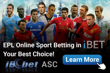 iBET Malaysia provide the best iBC sportsbook!