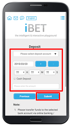 Deposit Online Bank Transfer-step 5