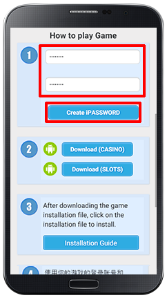 Installing iPT on Android Live Games-step 3