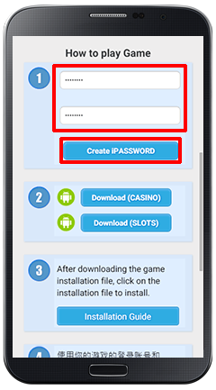 Installing iPT on Android Slot Games-step 3
