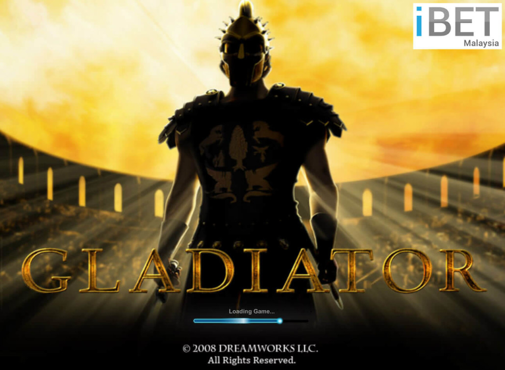 iBET Newtown Casino Gladiator Slot Game Malaysia