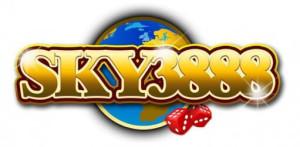SKY3888 Slot Games Logo