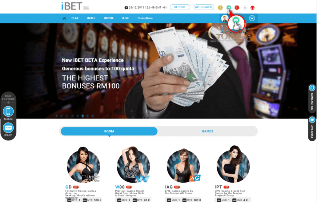 How New iBET Version Help Me to Solve My Problem-4