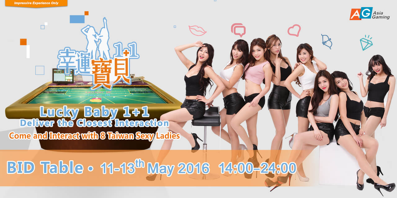 Asia Gaming Lucky Baby in iBET Online Casino Malaysia